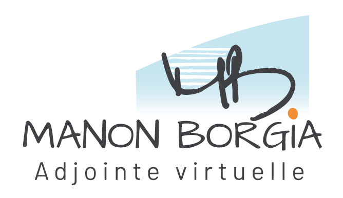 Logo Manon Borgia Adjointe Virtuelle